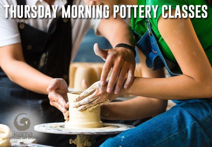 Thursday Morning Pottery Class